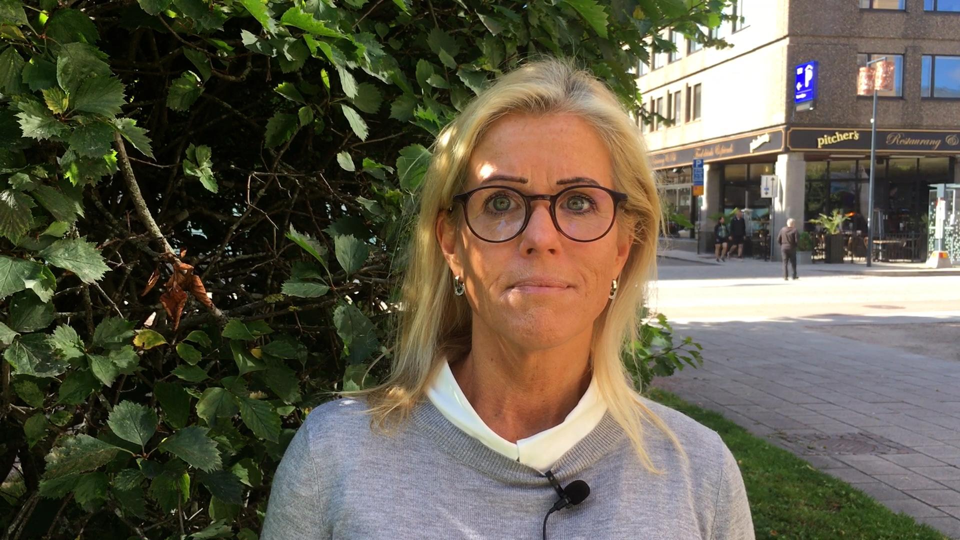 Åsa Viklund Lång (S) - Kommunstyrelsens ordförande.